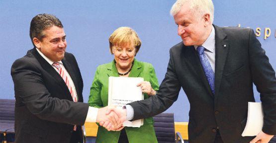 Merkel:'Zafer Türklerin'