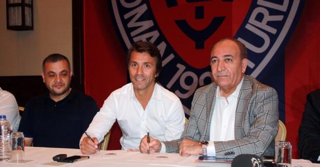Mersin İdmanyurdu, Korkmaz ile 1 yıllık sözleşme imzaladı
