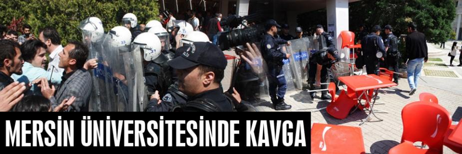 Mersin Üniversitesi'nde Kavga: 4 Yaralı