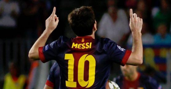 Messi Varsa Sorun Yok