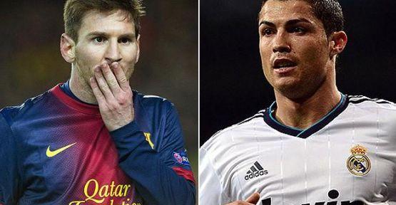 Messi'nin maaşına