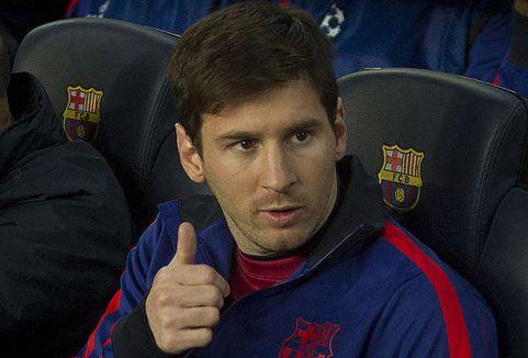Messi'nin sözleşmesi yenilendi