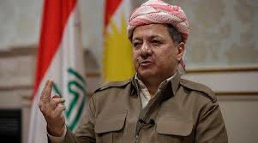 Mesud Barzani:Suriye Kürtlerini İktidar İstemiyor