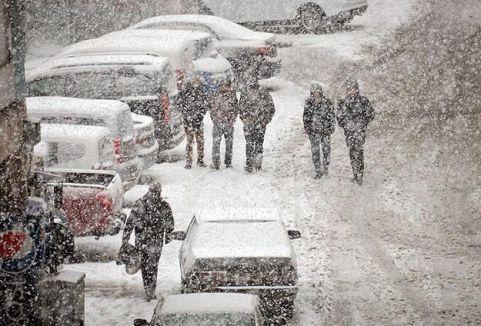 Meteorolojiden don ve fırtına uyarısı