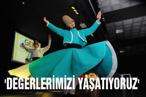 'MEVLANA, İNSANLIĞIN ORTAK DEĞERİ'