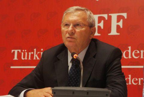 MHK Başkanı Zekeriya Alp istifa etti