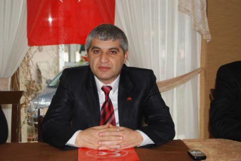 MHP Amasya Adayı Yeni projelerini anlattı