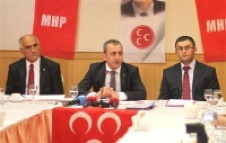 MHP Ankara'dan İstiklal Marşı mesajı