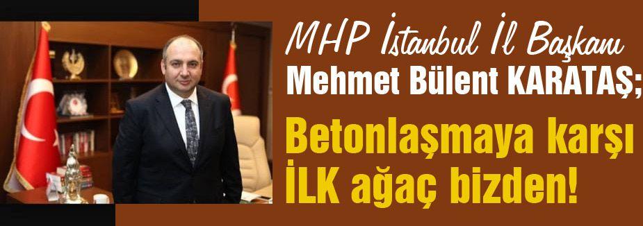 MHP Boğaz'ın Siluetine Sahip Çıkıyor