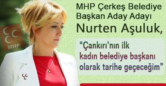 MHP Çerkeş Aday Adayı Aşuluk'a İlgi...