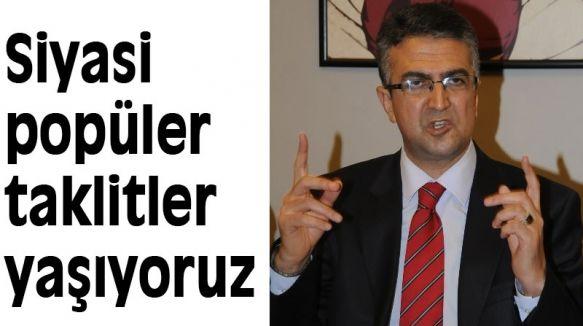 MHP Erzurum Adayına ilgi...
