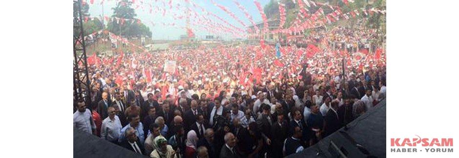 MHP Giresun'da tarih yazdı