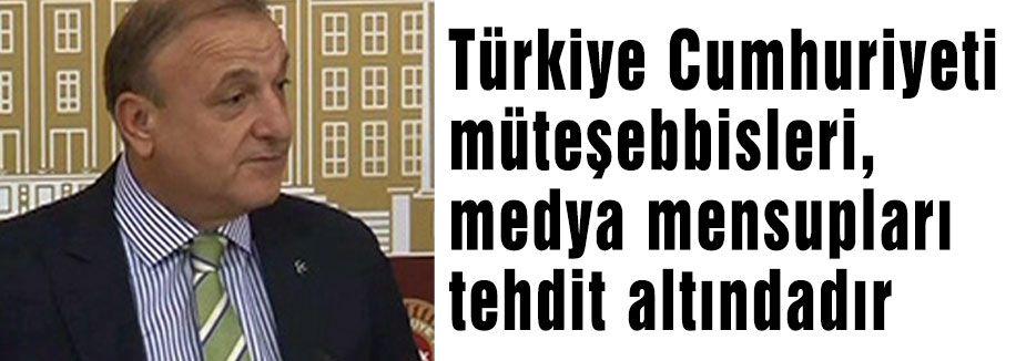 MHP Haberinin kaldırılmasına tepki!