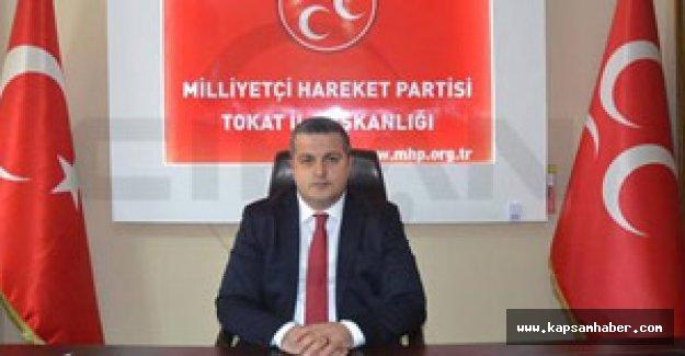 MHP'li Demirkol, Doğu Türkistan'daki baskılara tepki gösterdi