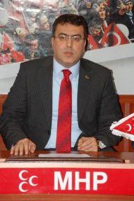 MHP İl Başkanı Sezer Deprem İçin Uyardı...