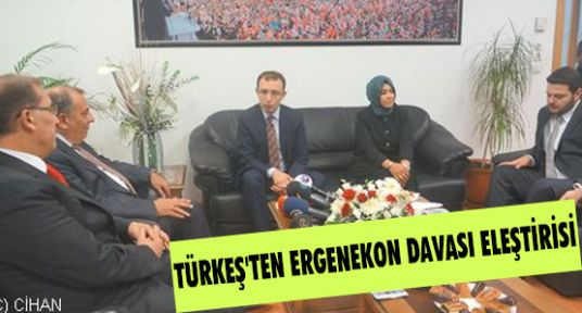 MHP ile AKP Bayramlaşmasında Ergenekon...