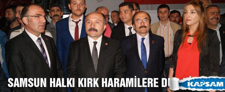 MHP İlkadım Teşkilatı Seçim Çalışmalarına Hız Verdi