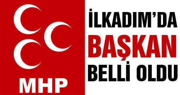 MHP İlkadım'da Başkanını Seçti