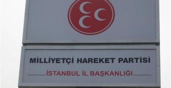 MHP İstanbul  Kongresi  yaklaşırken...