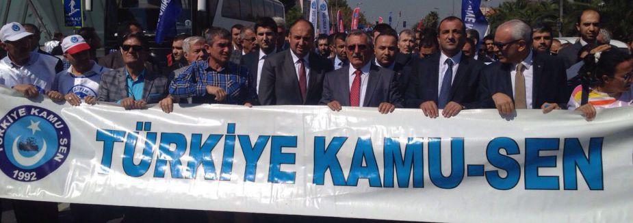 MHP İstanbul Mağdur Okul Müdürleri İçin Yürüdü...