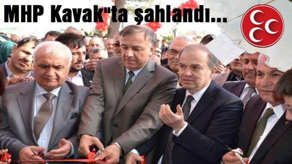 """MHP Kavak""""ta şahlandı..."""