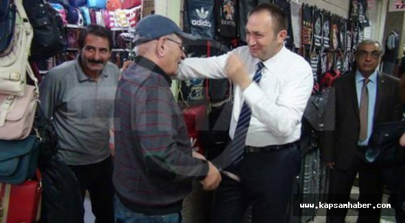 MHP Kazancıoğlu: Hükümet esnafı bitiriyor