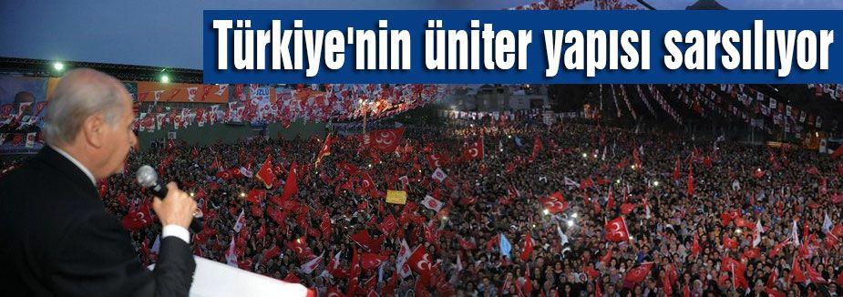 MHP Kozan'da Coştu