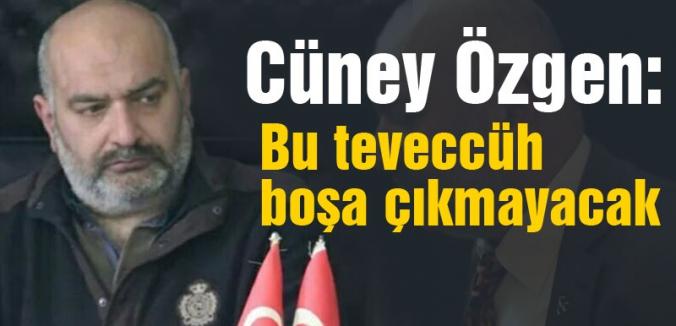 MHP Ladik İlçe Başkanı Özgen: Bu teveccüh boşa çıkmayacak