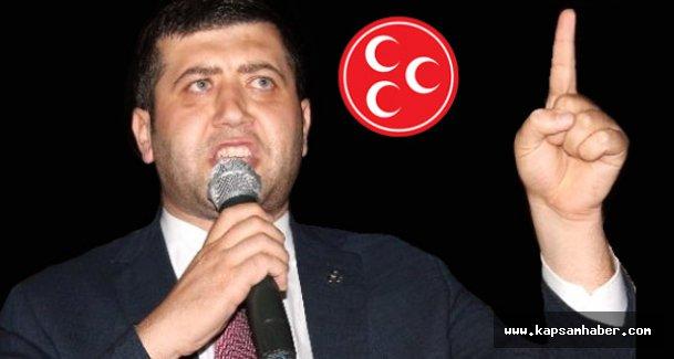 MHP'li Başkan'ın Sedat Peker tepkisi: botokslu kabadayı