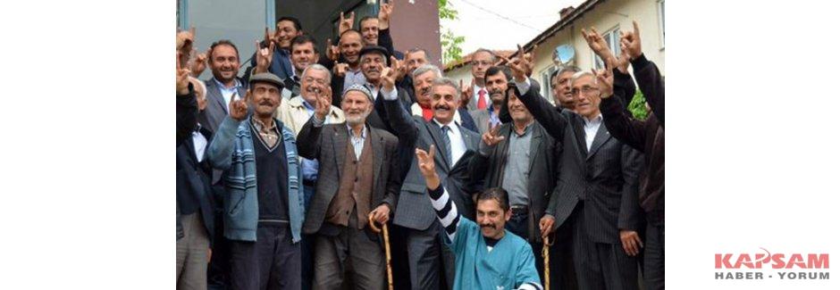 MHP'li Büyükataman'dan Mehter Yürüyüşü