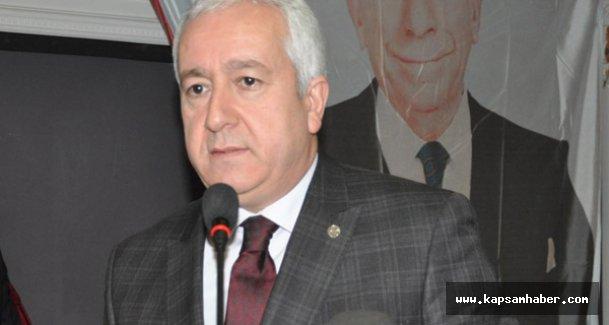 MHP'li Durmaz; Türk Milleti 1 Kasım'da Gür Bir Sesle Haykıracaktır