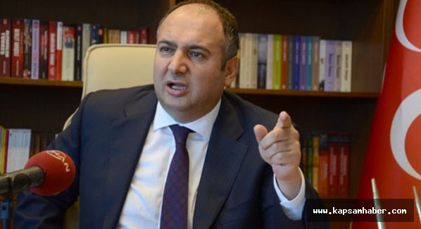 MHP'li Karataş: Hiç kimse bizi kardeş kavgasının içerisine sokamaz.
