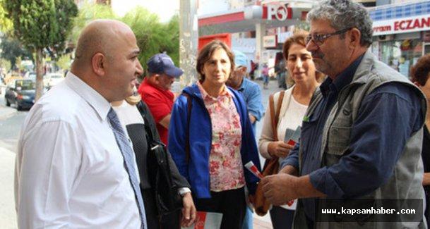 MHP'li Şahin: Esnafın sorunlarını çözeceğiz