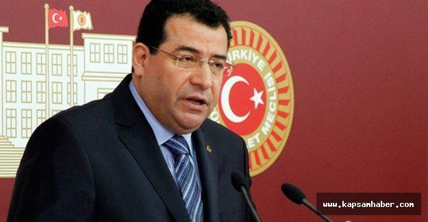 MHP'li Tanrıkulu: 'Makul şüphe' neden canlı bombalara uygulanmadı?