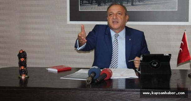 MHP'li Vural: Bir devlet kendi vatandaşını korkutmaz, sindirmez