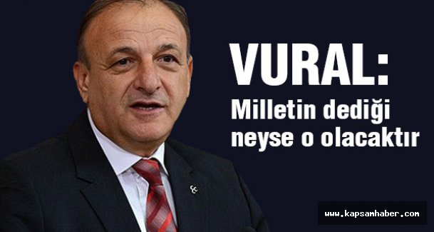 MHP'li Vural'dan Erdoğan'a kuzu kuzu cevabı