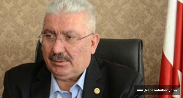 MHP'li Yalçın: AKP sözcüleri telaşa, paniğe kapılmışlardır