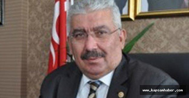 MHP'li Yalçın: CHP'nin AKP ile farkı nerededir?
