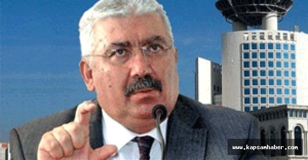 MHP'li Yalçın'dan Mektup: Size yakışıyor mu Sayın Öcal Uluç?