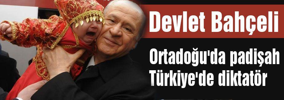MHP Lideri Edremit' de Halka seslendi