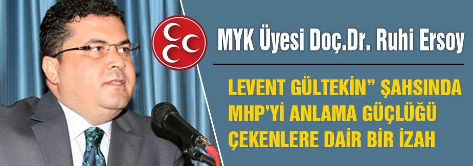 MHP, MYK Üyesi Ersoy'dan 'İnternethaber' yazarına şok cevap!