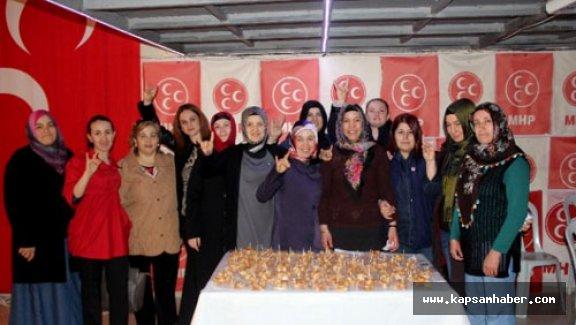 MHP'li Kadınlar ve  Kadın Adayları