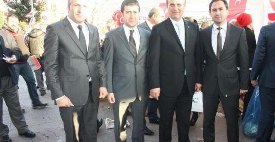MHP Pendik İlçe Başkanı belli oldu