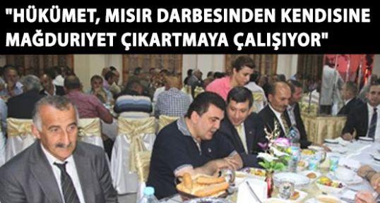 MHP Rize İl Başkanı:Oy Oranımız Yüzde 25