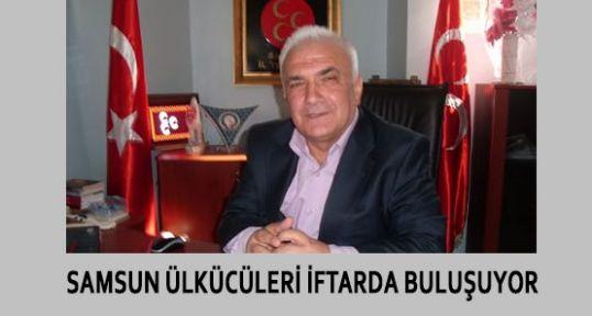 MHP Samsun Bugün  İftarda Coşacak!