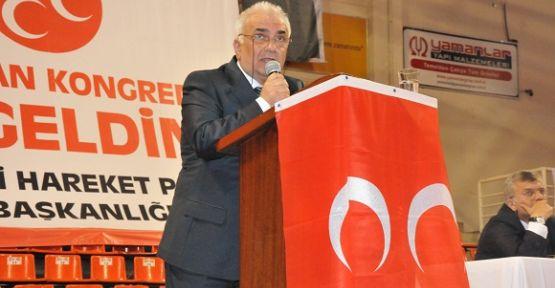 MHP Samsun İl Başkanlığı Seçimi 11 Ağustos'ta Yapılacak