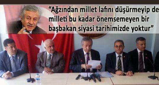 MHP Samsun'dan Haykırdı!