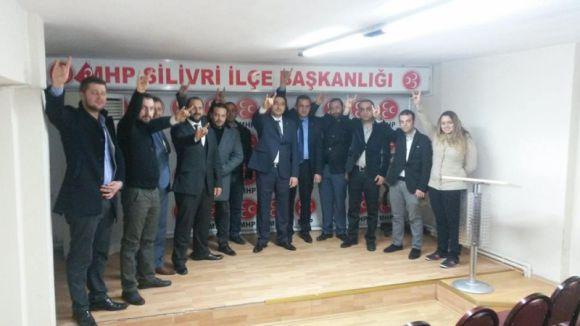 MHP Silivri'de Kaan Demirkol aday