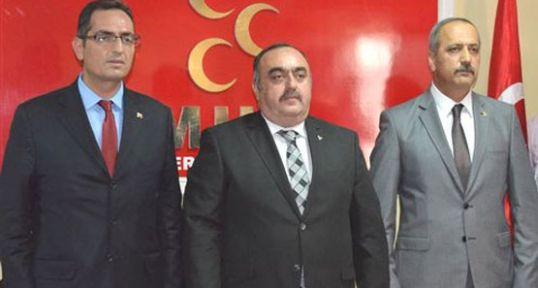 MHP Talas belediye başkan adayını açıkladı