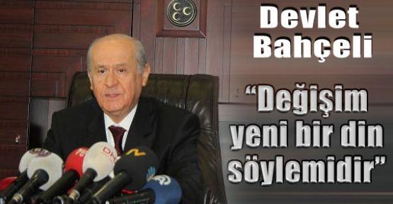 MHP Tam Kadro İstanbul'da